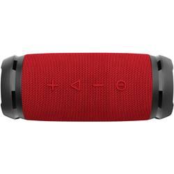 swisstone BX 320 Bluetooth® zvočnik zunanji zvočnik, vodoodporen rdeča, črna