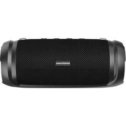 swisstone BX 580XXL Bluetooth® zvočnik zunanji zvočnik, uporaba na prostem, vodoodporen črna