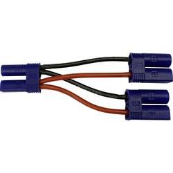 Reely kabel za akumulator [1x ec5 ženski konektor - 2x ec5 moški konektor] 10.00 cm