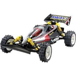 Tamiya 1:10 RC VQS 2020 4WD Buggy črna, pisana s ščetkami 1:10 RC modeli avtomobilov elektro pogon na vsa kolesa (4wd)