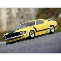 HPI Racing 17546 1:10 karoserija 1970 Ford Mustang Boss 302 Body (200Mm) 200 mm nelakirana, neizrezana