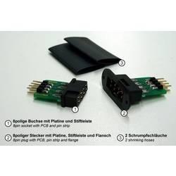 Hacker A85405 Tragflächensteckverbinder blok za spajkanje vtičev 1 kos