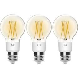 Yeelight LED žarnice Smart Bulb Set 3F E27 6 W EEK: A++ (A++ - E)