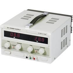 Napajalna enota z LED dvojnim zaslonom PS 3010, nastavljiva od 0 do 30 V / 0 do 10 A.
