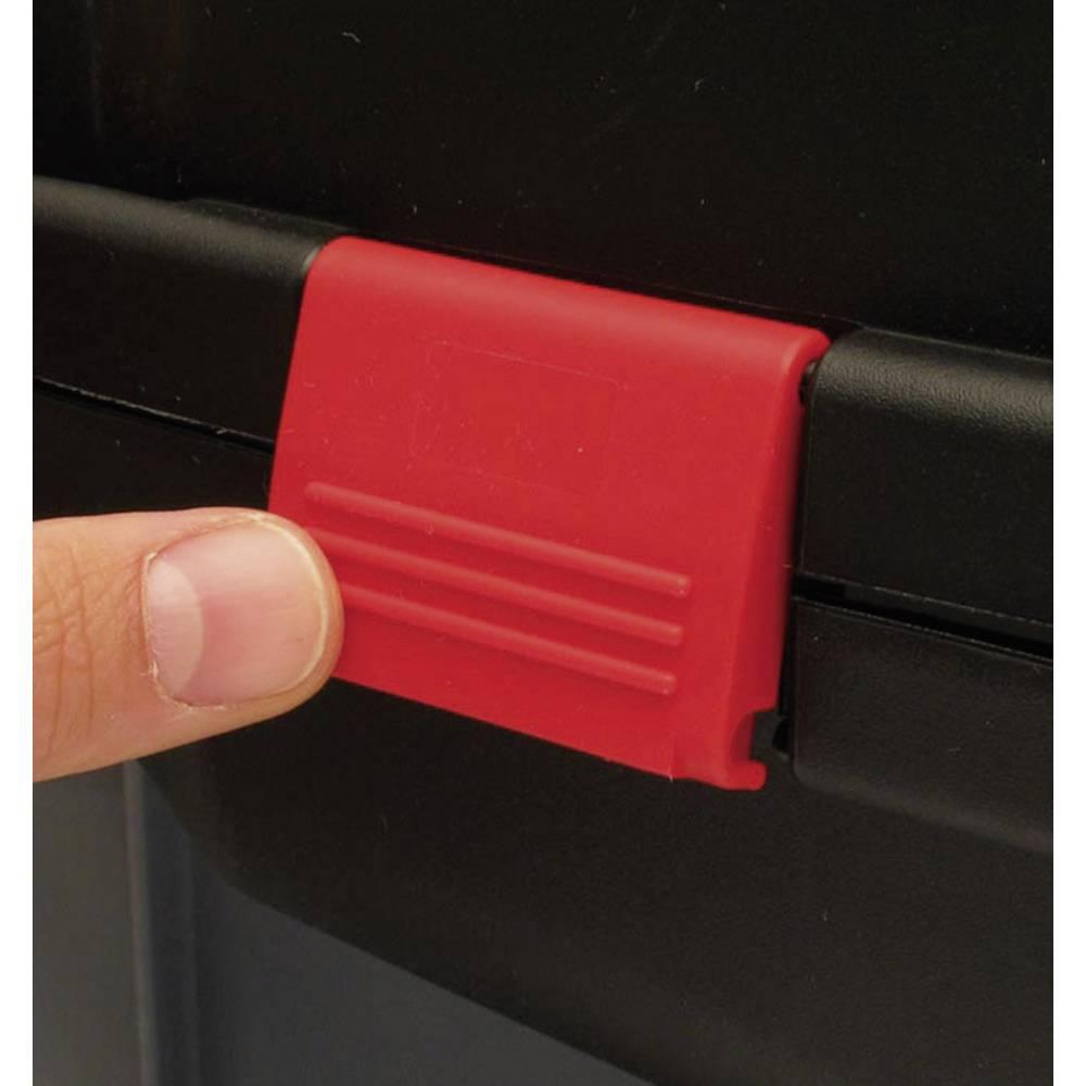 Sortirni kovček (D x Š x V) 450 x 360 x 140 mm VISO št. predalov: 1 fiksna pregraditev