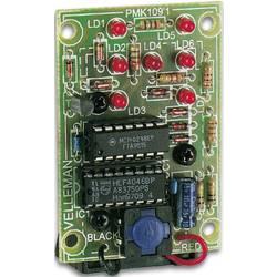 komplet za utripajoče luči Velleman MK109 Model: komplet za sestavljanje 9 V/DC