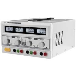 Velleman LABPS23023 laboratorijski napajalniki, nastavljivi 0 - 30 V/DC 0 - 3 A 90 W Število izhodov 3 x