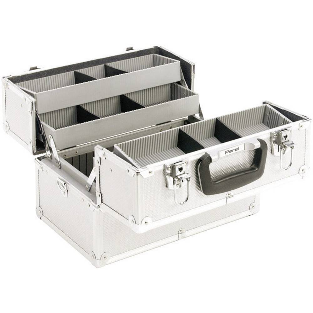 Velleman 1819-2 univerzalna neopremljen kovček za orodje (D x Š x V) 360 x 220 x 250 mm
