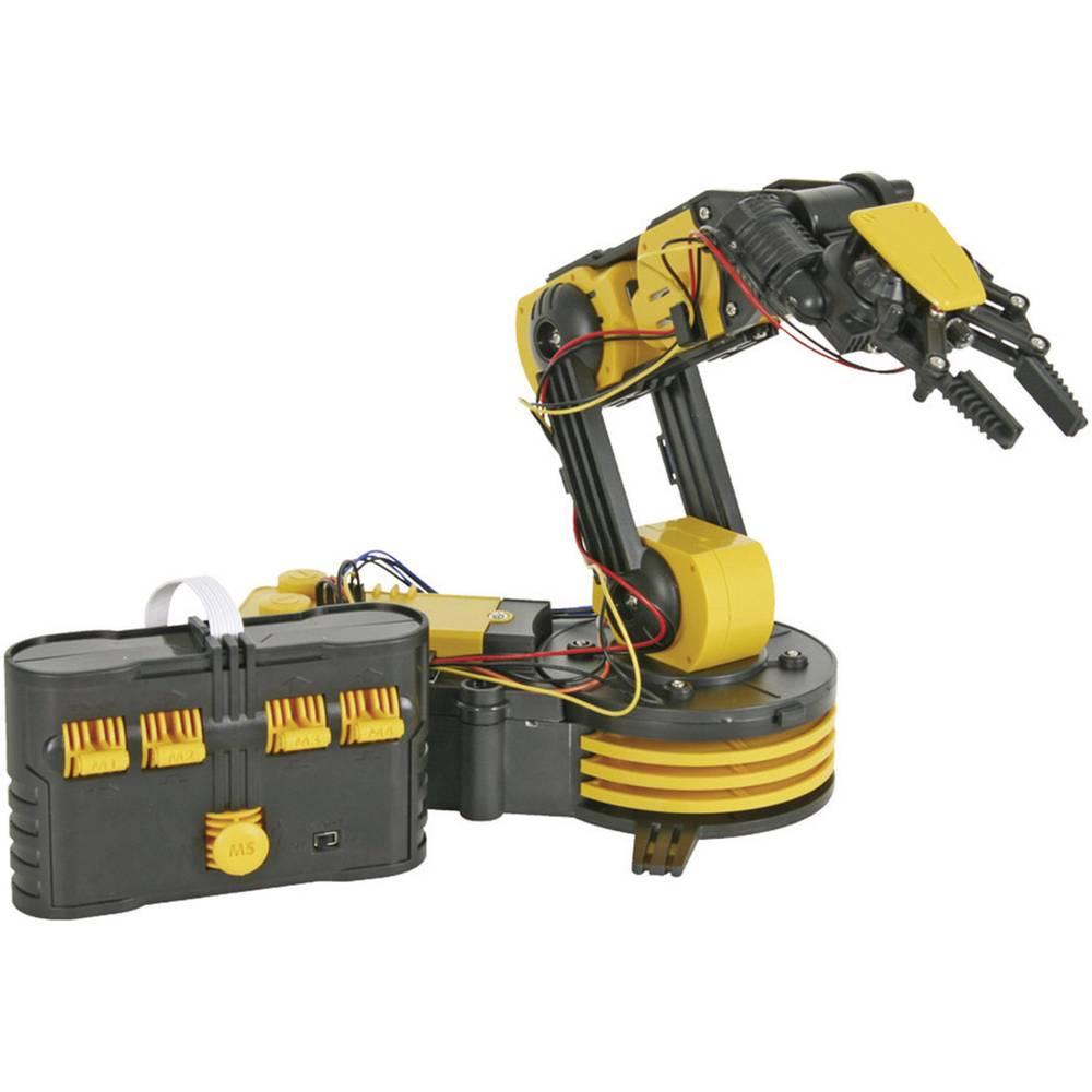 Serija kompletov za sestavljanje robotov