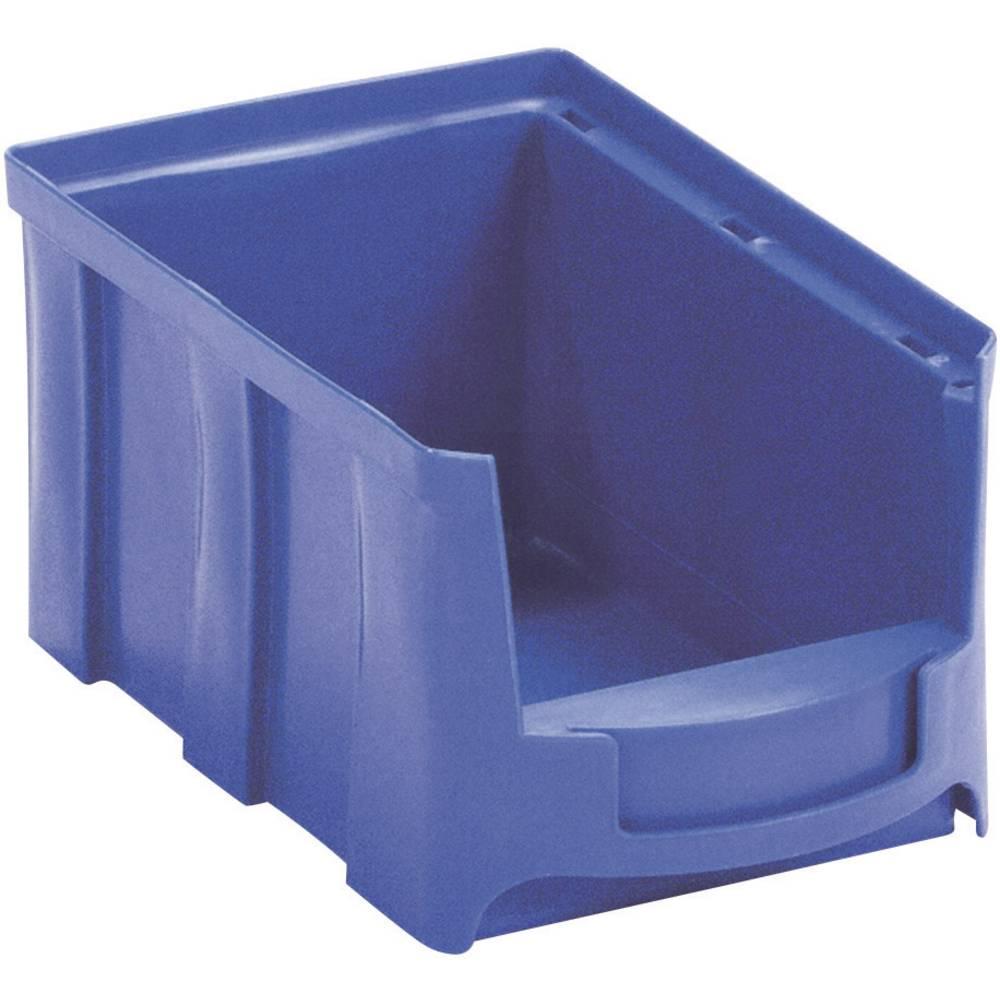 Škatla za shranjevanje (D x Š x V) 163 x 100 x 82 mm Modra VISO STAR2B STAR2B 1 KOS