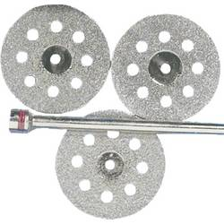 Diamantskiver 22 mm 1 Set