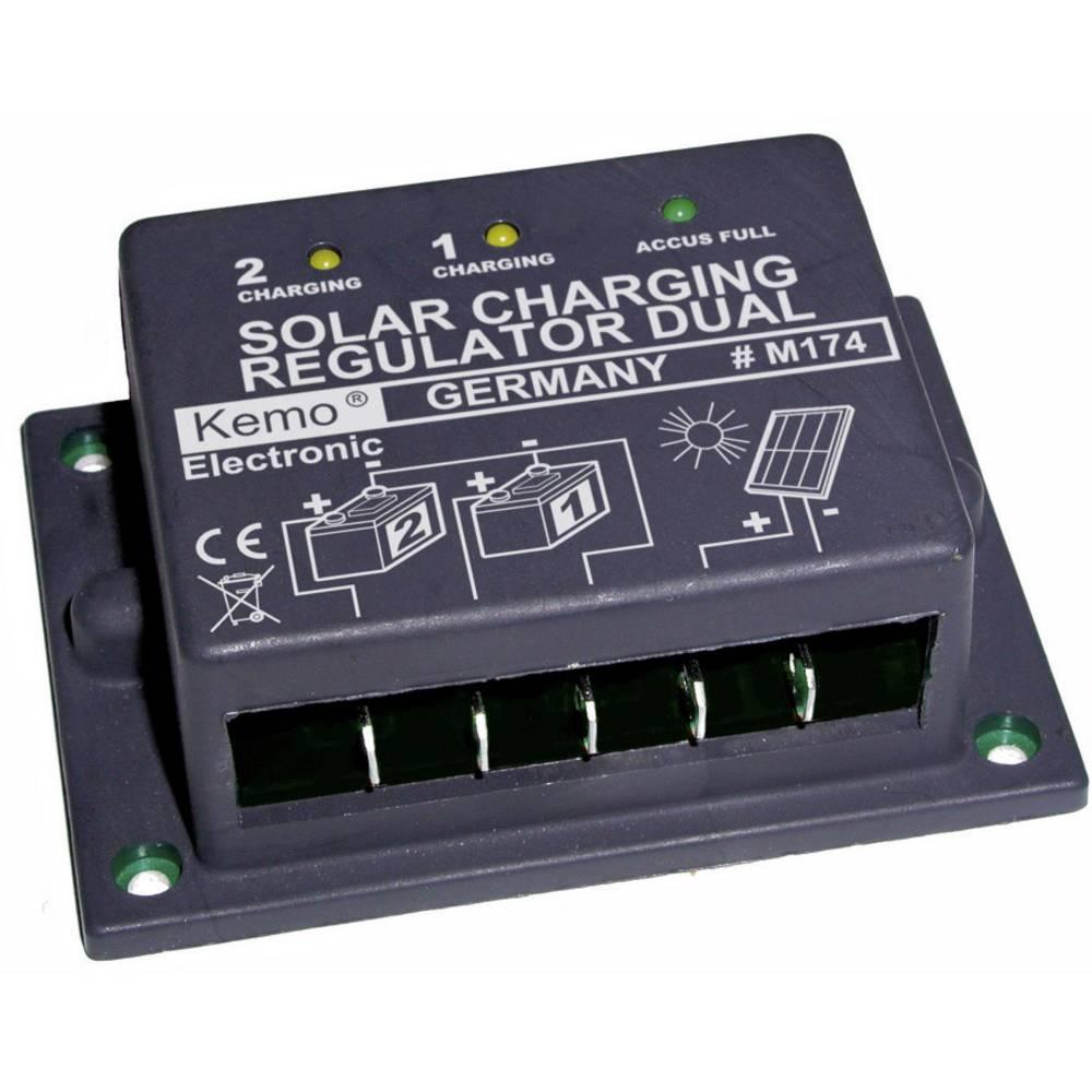 Solarni regulator polnjenja 12 V 16 A Kemo M174
