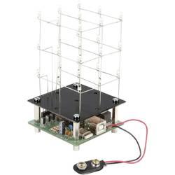 LED-kocka Velleman MK193 Model: komplet za sestavljanje 5 V/DC, 9 V/DC