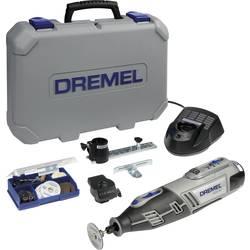 Multiverktyg batteridriven Inkl. 1x batteri, Inkl. väska, Inkl. Tillbehör 50 delar 10.8 V 1.5 Ah Dremel 8200-2/45 F0138200JD