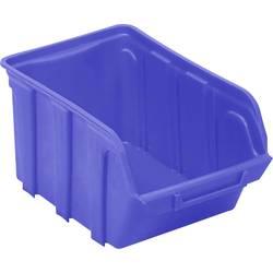 Škatla za shranjevanje (D x Š x V) 230 x 140 x 125 mm Modra VISO TEKNI3B TEKNI3B 1 KOS