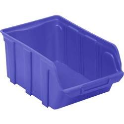Škatla za shranjevanje (D x Š x V) 300 x 200 x 150 mm Modra VISO TEKNI4B TEKNI4B 1 KOS