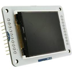 Arduino Udvidelsesmodul LCD 1,77 Passer til (Arduino boards): Arduino UNO, Arduino