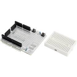 Velleman Prototypkort VMA201 Passar till: Arduino, Arduino UNO, Fayaduino, Freeduino, Seeeduino, Seeeduino ADK, pcDuino