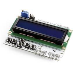 Velleman Display VMA203 Passar till: Arduino, Arduino UNO, Fayaduino, Freeduino, Seeeduino, Seeeduino ADK, pcDuino