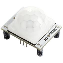 Velleman PIR-rörelsesensor VMA314 Passar till: Arduino, Arduino UNO, Fayaduino, Freeduino, Seeeduino, Seeeduino ADK, pcDuino