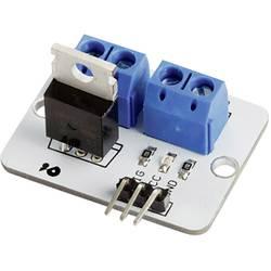 Velleman Styrningsmodul VMA411 Passar till: Arduino, Arduino UNO, Fayaduino, Freeduino, Seeeduino, Seeeduino ADK, pcDuino