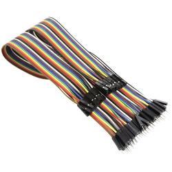 Velleman Kabel VMA414 Passar till: Arduino, Arduino UNO, Fayaduino, Freeduino, Seeeduino, Seeeduino ADK, pcDuino