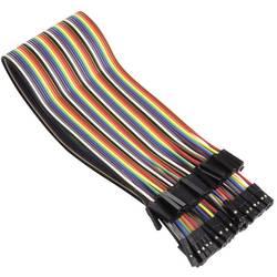 Velleman Kabel VMA415 Passar till: Arduino, Arduino UNO, Fayaduino, Freeduino, Seeeduino, Seeeduino ADK, pcDuino