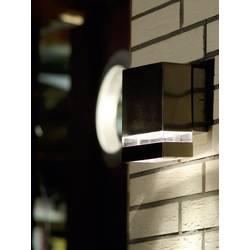 LED-Zunanja stenska svetilka 3 W nevtralno bela ECO-Light LED-Design svetilka FOCUS ST 6051 LED jeklo