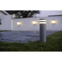 Zunanja stoječa svetilka Halogen 9 W Neutral-bela ECO-Light Focus antracitna 6048 GR