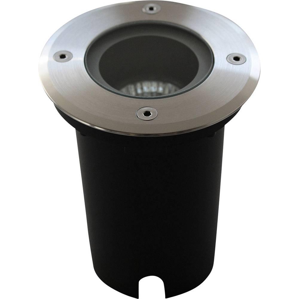Vanjska ugradbena svjetiljka halogena 35 W ECO-Light 7005 A GU10 srebrna