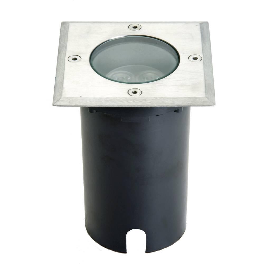 LED-Zunanja vgradna luč 1 W ECO-Light 7005 B-LED nerjaveče jeklo