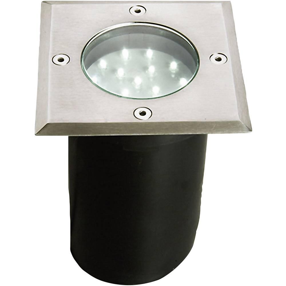 LED-Zunanja vgradna luč ECO-Light 7005 B-15 PCS LED nerjaveče jeklo