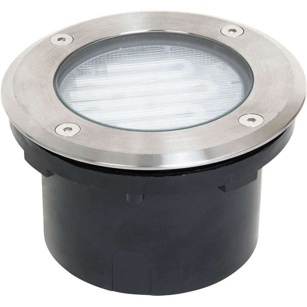 Zunanja vgradna svetilka GX53 halogenska 9 W ECO-Light 7010 A ESL nerjaveče jeklo