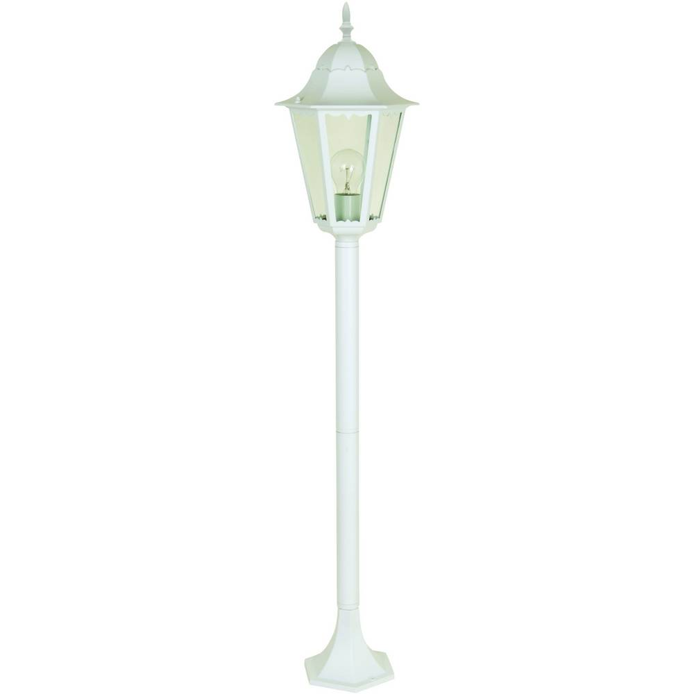 Zunanja stoječa svetilka ECO-Light Bristol bela 11333 LJ WH