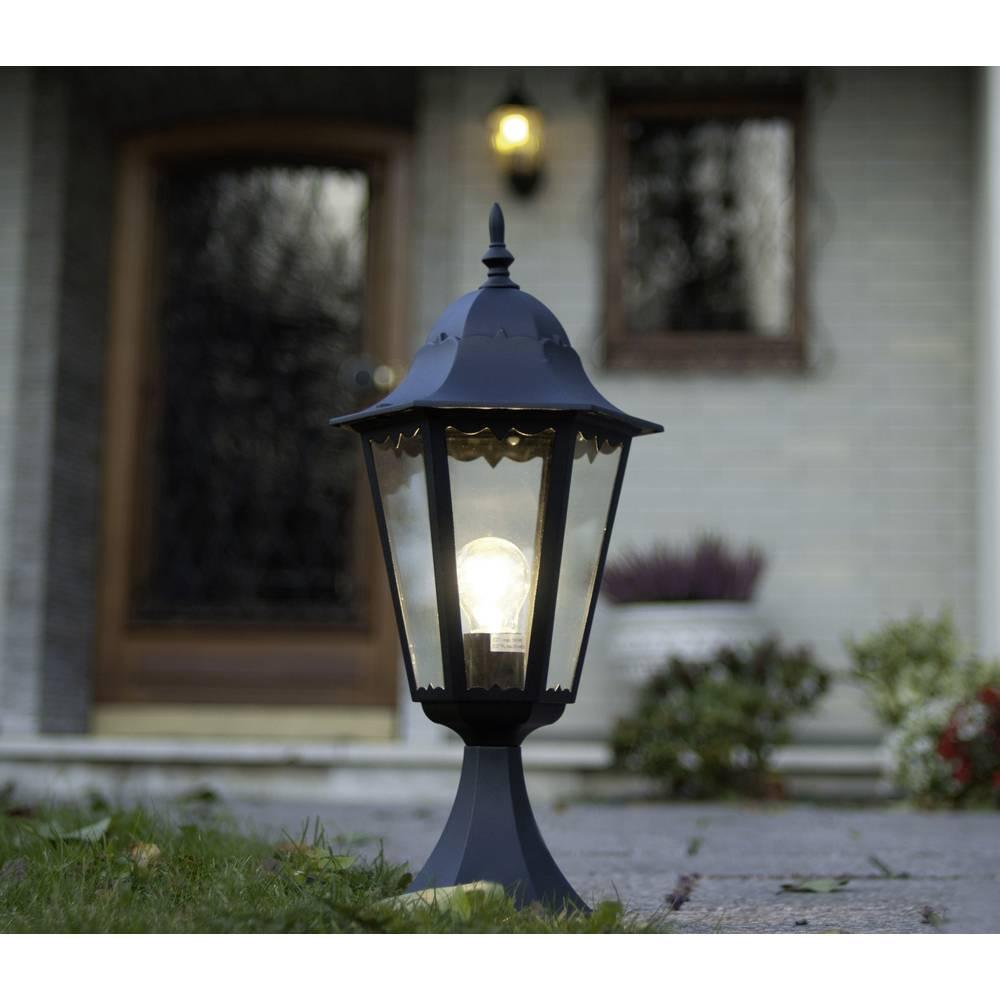 Zunanja stoječa svetilka ECO-Light Bristol črna 1334 L SW