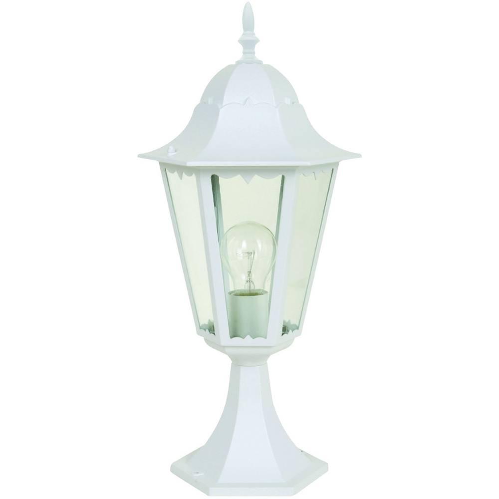 Zunanja stoječa svetilka ECO-Light Bristol bela 1334 L WH