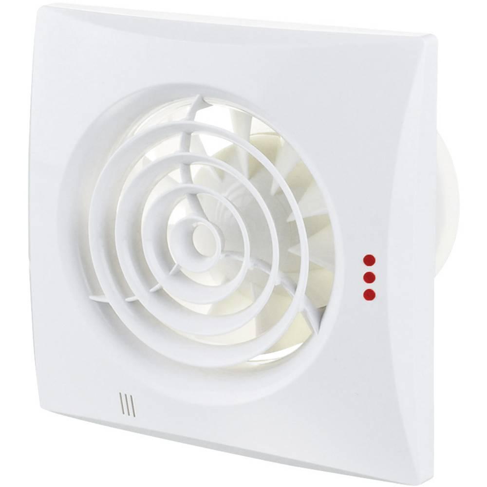Stenski in stropni ventilator 230 V 97 m/h 10 cm SIKU 100 Quiet TH