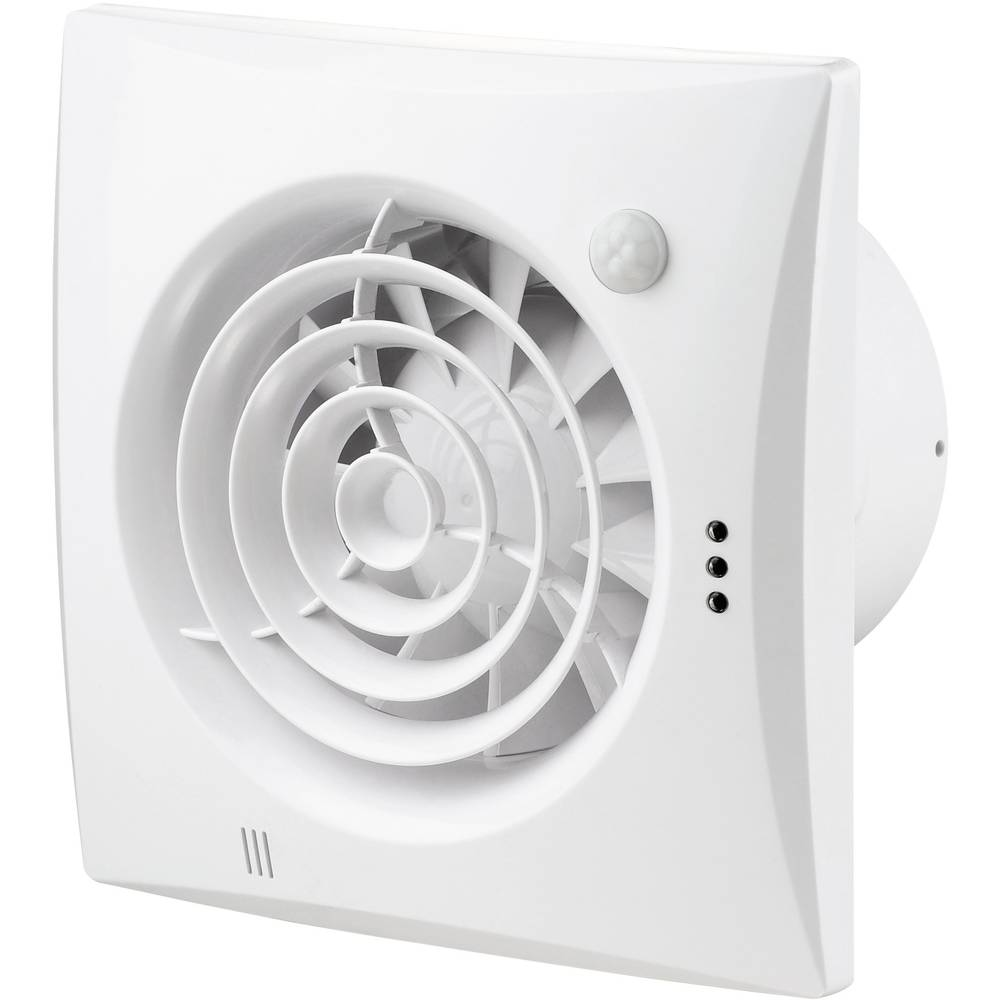 Zidni i stropni ventilator 230 V 97 m3/h 10 cm SIKU 100 Quiet TP