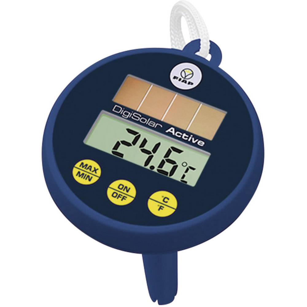FIAP 2784 digitalni, solarni vodni termometer