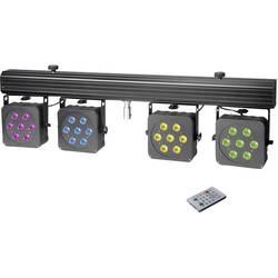 Komplet za osvetlitev LED-luči Cameo Quad Colour, večbarvne CLMPAR3