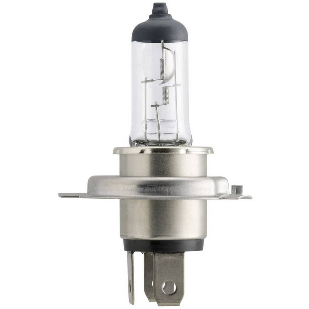 Avtomobilska žarnica Philips Vision, H4, 12 V, 1 kos, P43t, prozorna 47480330