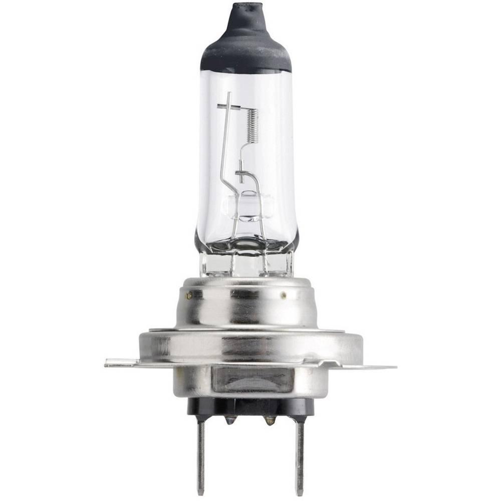 Avtomobilska žarnica Philips Vision, H7, 12 V, 1 kos, PX26d, prozorna 40607130