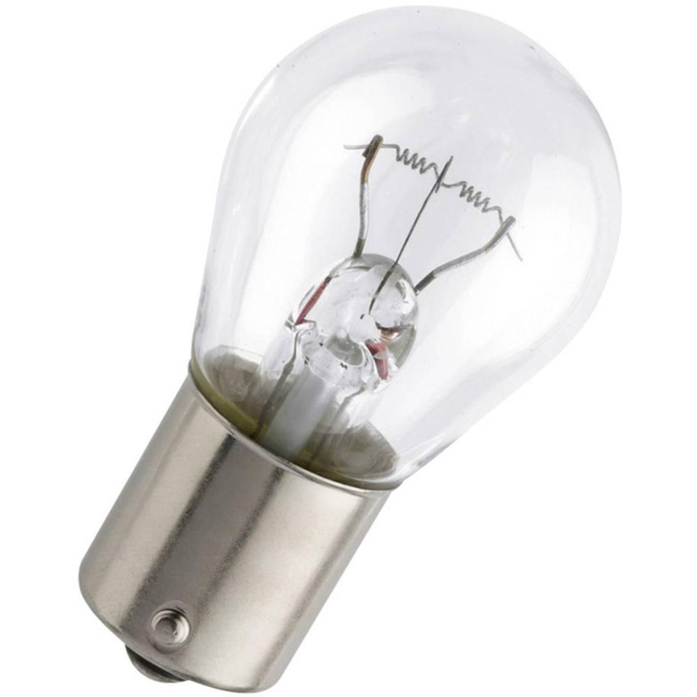 Avtomobilska žarnica Philips, P21W, 12 V, 1 par, BA15s, prozorna 5549130