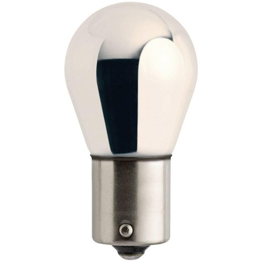 Avtomobilska žarnica Philips, PY21W, 12 V 1 par, BAU15s, prozorna 31117730