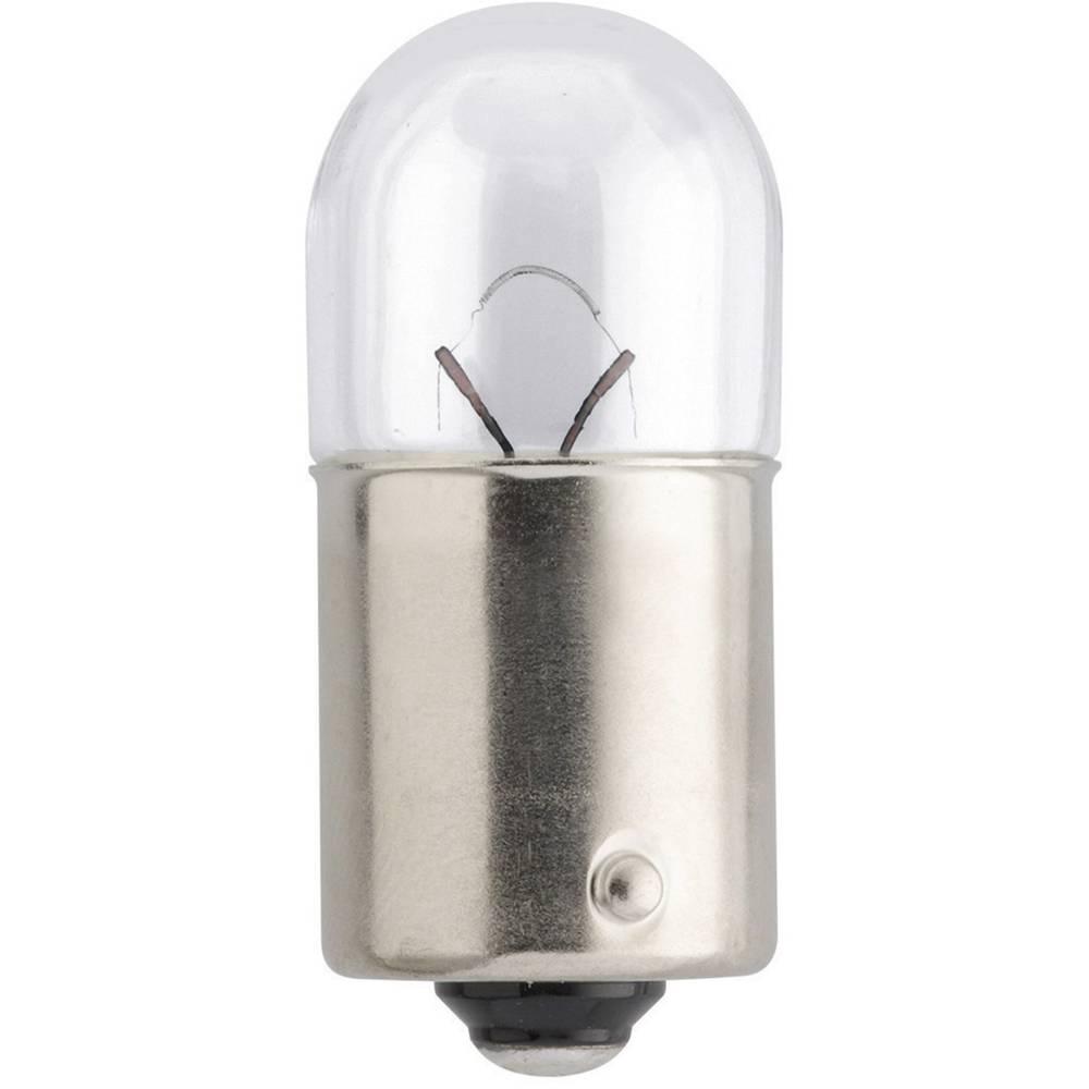 Philips žarulja, R5W, 12 V, 1 par, BA15s, prozirna 5546030