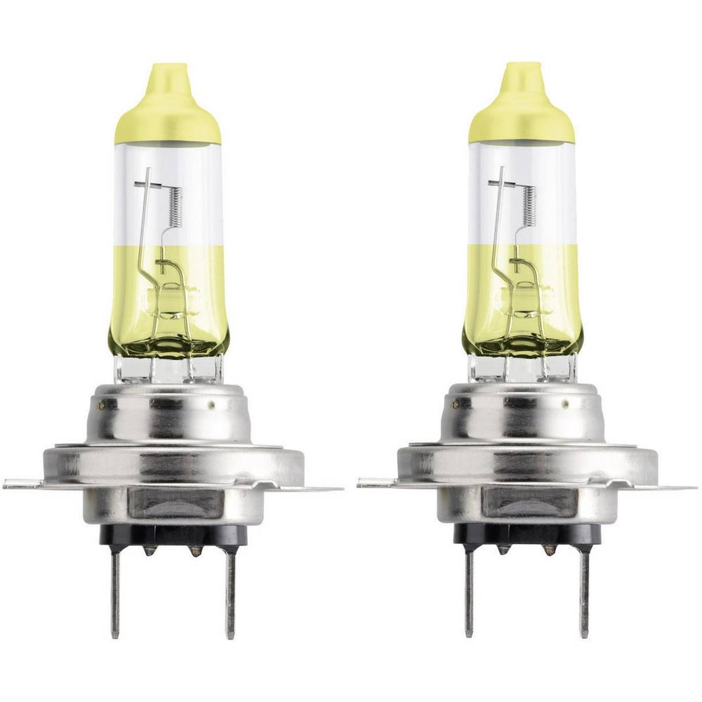 halogen lyskilde Philips Colorvision H4 60/55 W