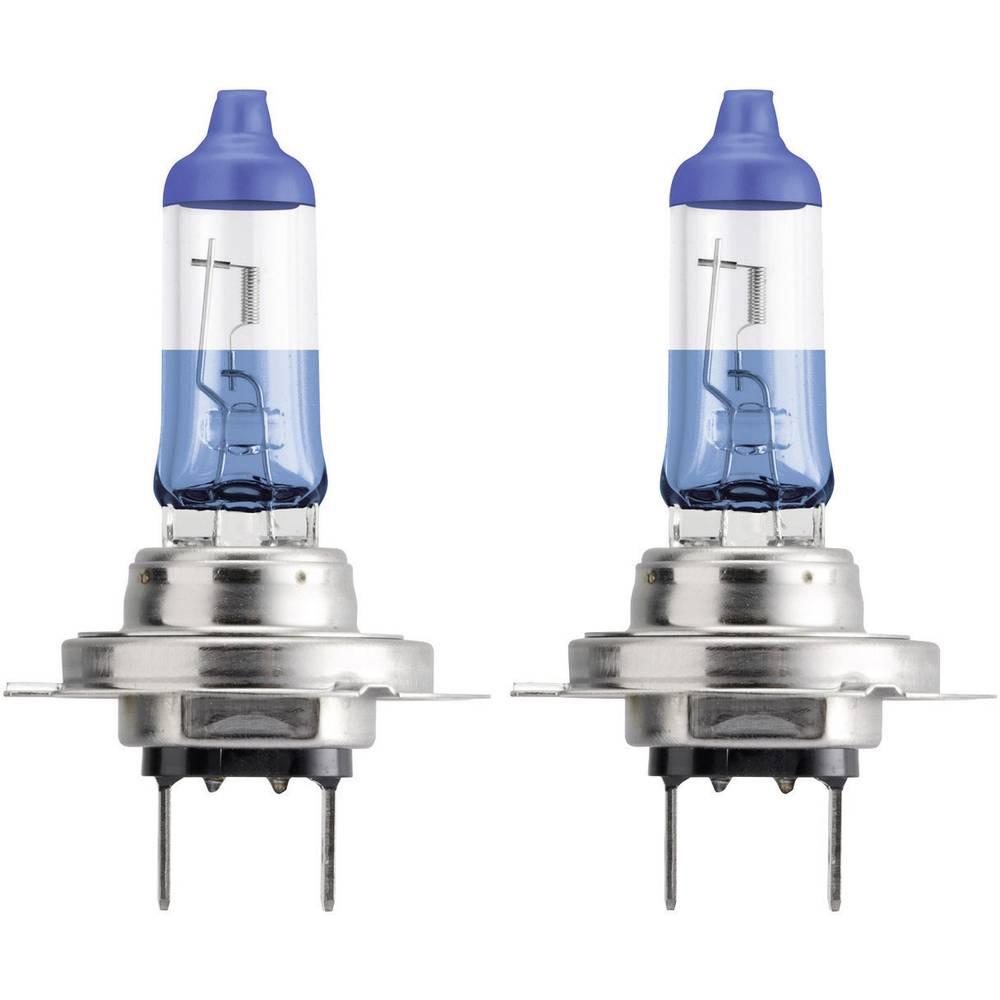 Avtomobilska žarnica Philips Colorvision, H7, 12 V, 1 par, PX26d, modra 12972CVPBS2