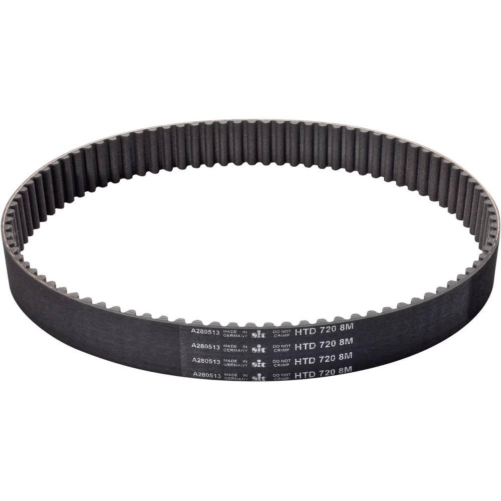 Zobati jermen SIT HTD Profil 5M širina: 15 mm skupna dolžina: 295 mm število zob: 59