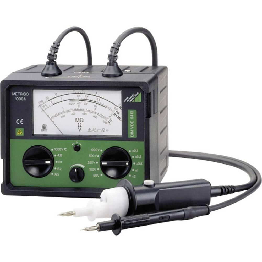 Gossen Metrawatt M 540 C merilnik izolacije METRISO 50, 120, 250, 500, 1000 V CAT II 1000 V