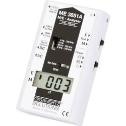 Gigahertz ME3851A Nizka frekvenca (NF) -analizator, merilnikelektrosmoga 5 Hz - 100 kHz, Gigahertz Solutions